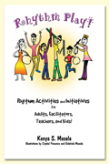 small rhythm activity book image